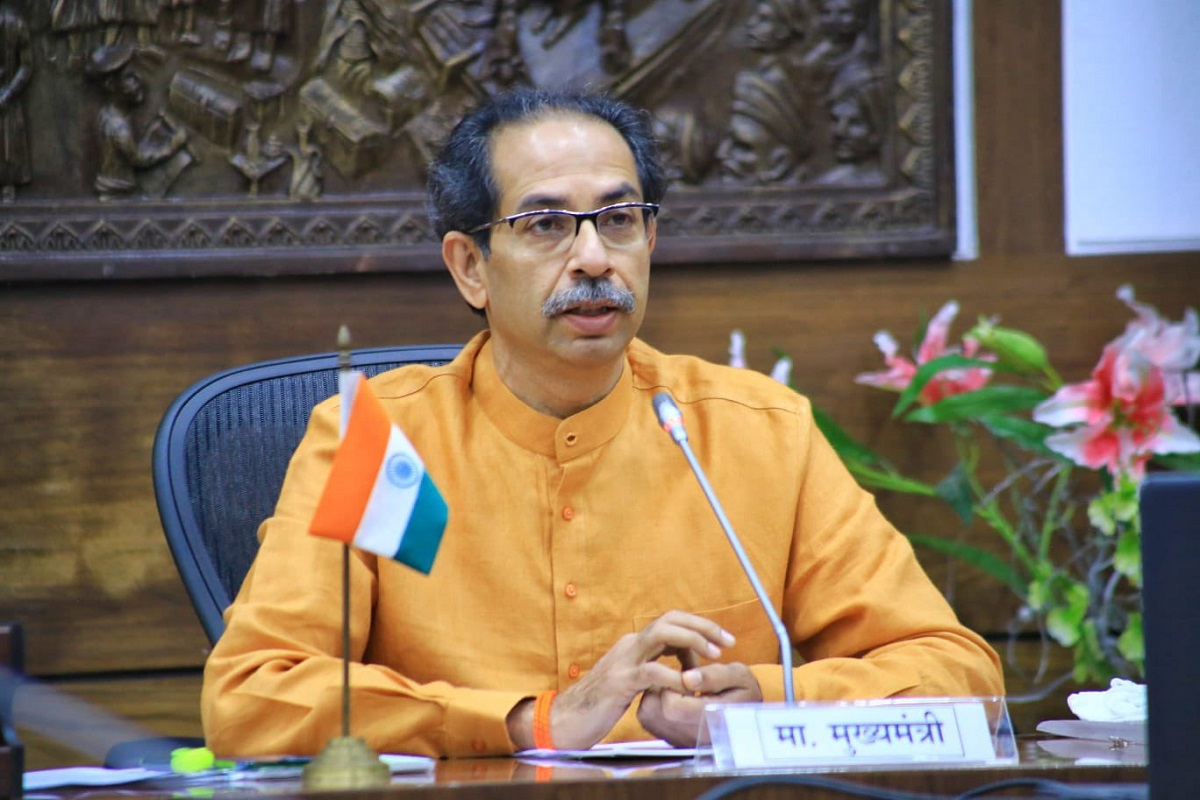 Maharashtra chief minister Uddhav Thackeray, ban on large gatherings, Section 144, Coronavirus COVID-19,
