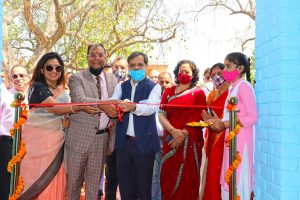 Rotary District Governor Alok Gupta inaugurates Project Umang