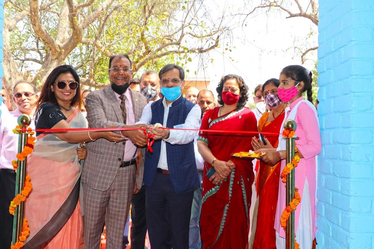 Rotary, Alok Gupta, Project Umang, Rotary Foundation