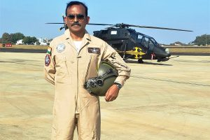 Tarmac Tales: One from the diary of a Test & Display Pilot at Aero India 2021