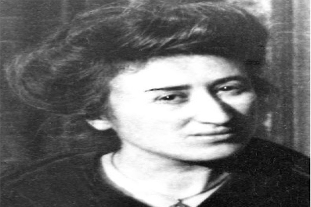 Rosa Luxemburg, social democracy, Zurich Congress,