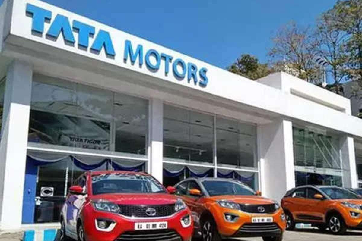 Tata Motors, Tata Motors Passenger Vehicles Limited, TML Business Analytics Services