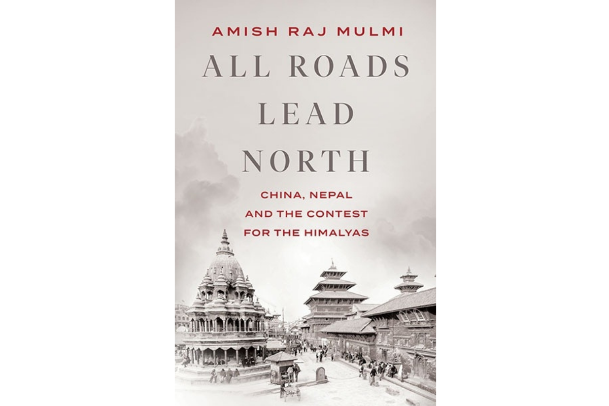 All roads lead north are less travelled , book review, Amish Raj Mulmi, author