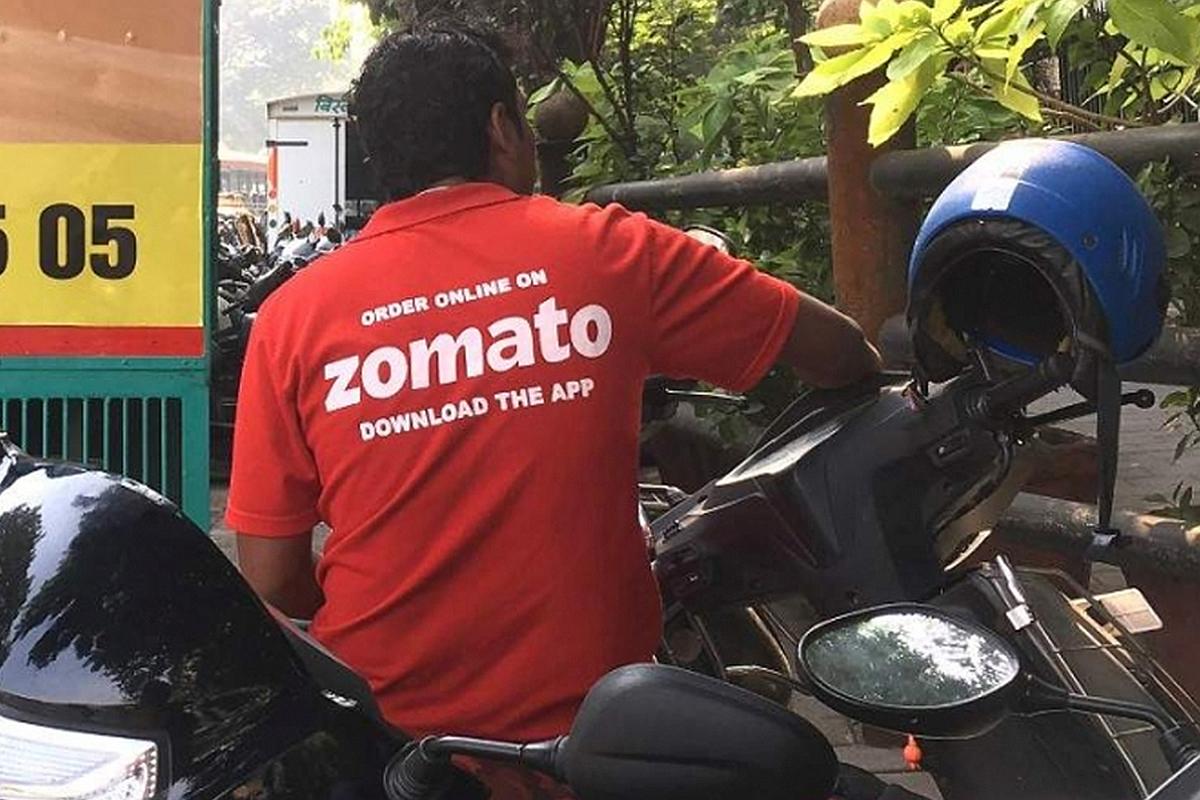 Zomato Bengaluru, delivery executive Kamaraj, Hitesha Chandranee