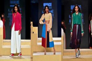 Ananya Panday for designer Ruchika Sachdeva closes FDCI x LFW