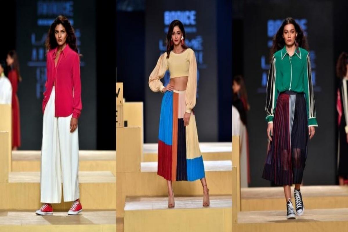 Ananya Pandey, fashion 2021