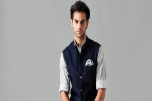 Designer Raghavendra Rathore launches bespoke denims with cotton tailoring