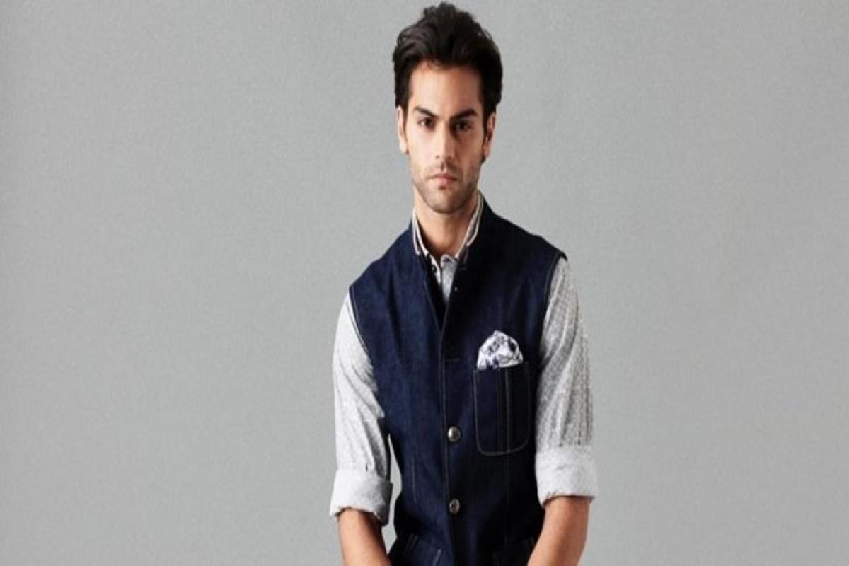 Designer Raghavendra Rathore launches bespoke denims with cotton tailoring.(photo:IANSLIFE)