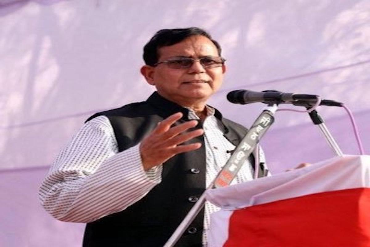 CPIM politburo member Md Salim