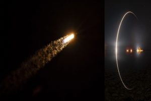SpaceX flies Falcon 9 rocket booster for record 9th time