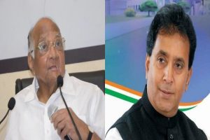 Pawar summons NCP leaders to Delhi, pressure mounts on Deshmukh