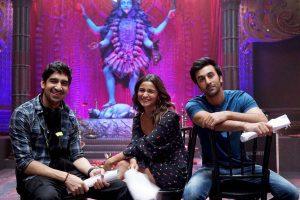 Alia Bhatt posts pics with 'magical boys' Ranbir and Ayan Mukerji