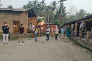 6.4 magnitude quake strikes Assam, 10 aftershocks follow