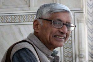 AMU lecture: Gandhi was for individual freedom, says Rajmohan