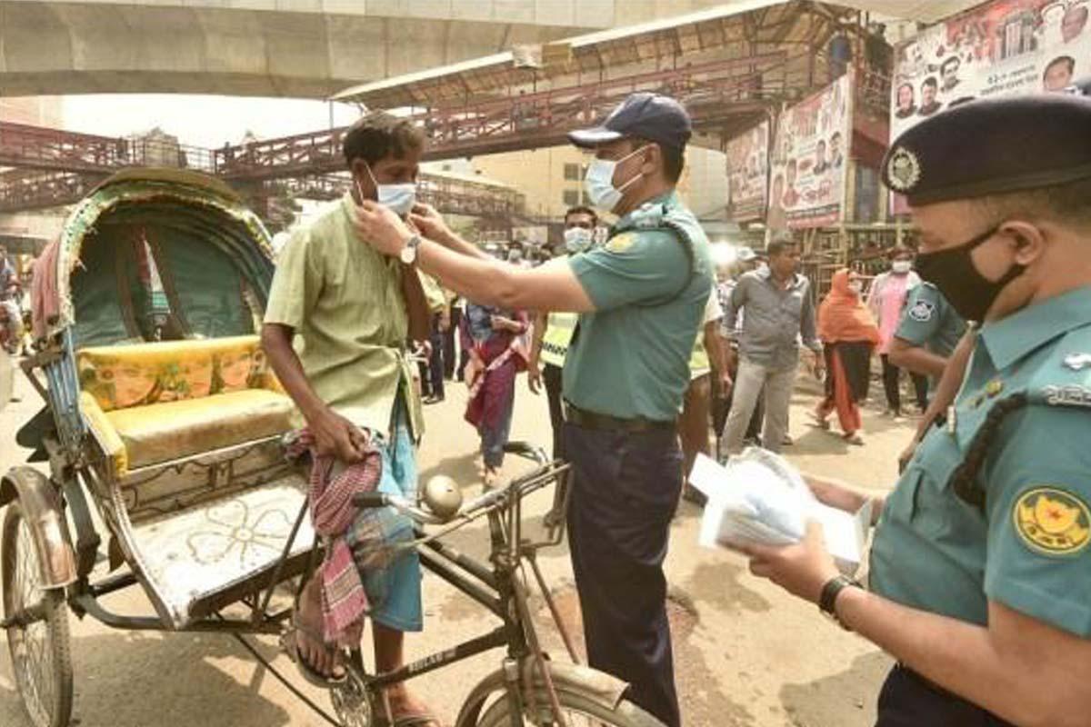 Bangladesh, COVID-19