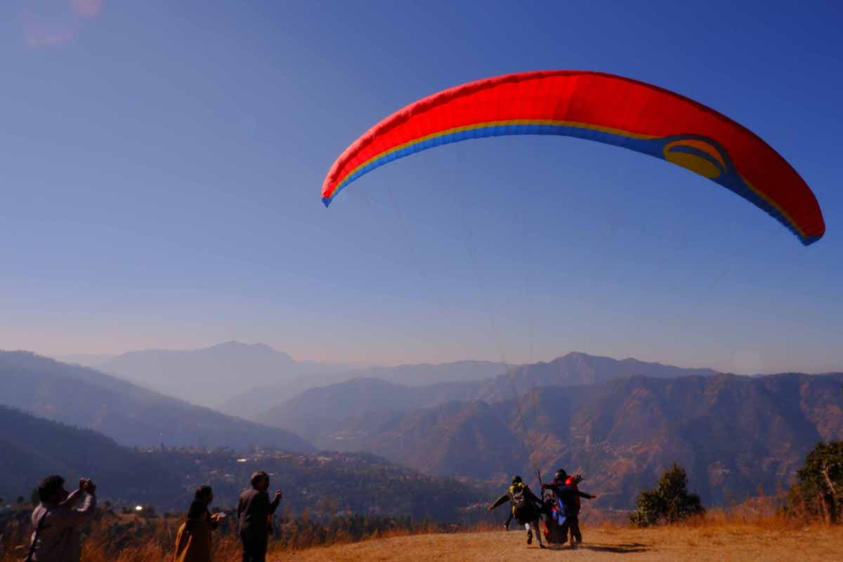 entrepreneur, adventure tourism, Shimla hills