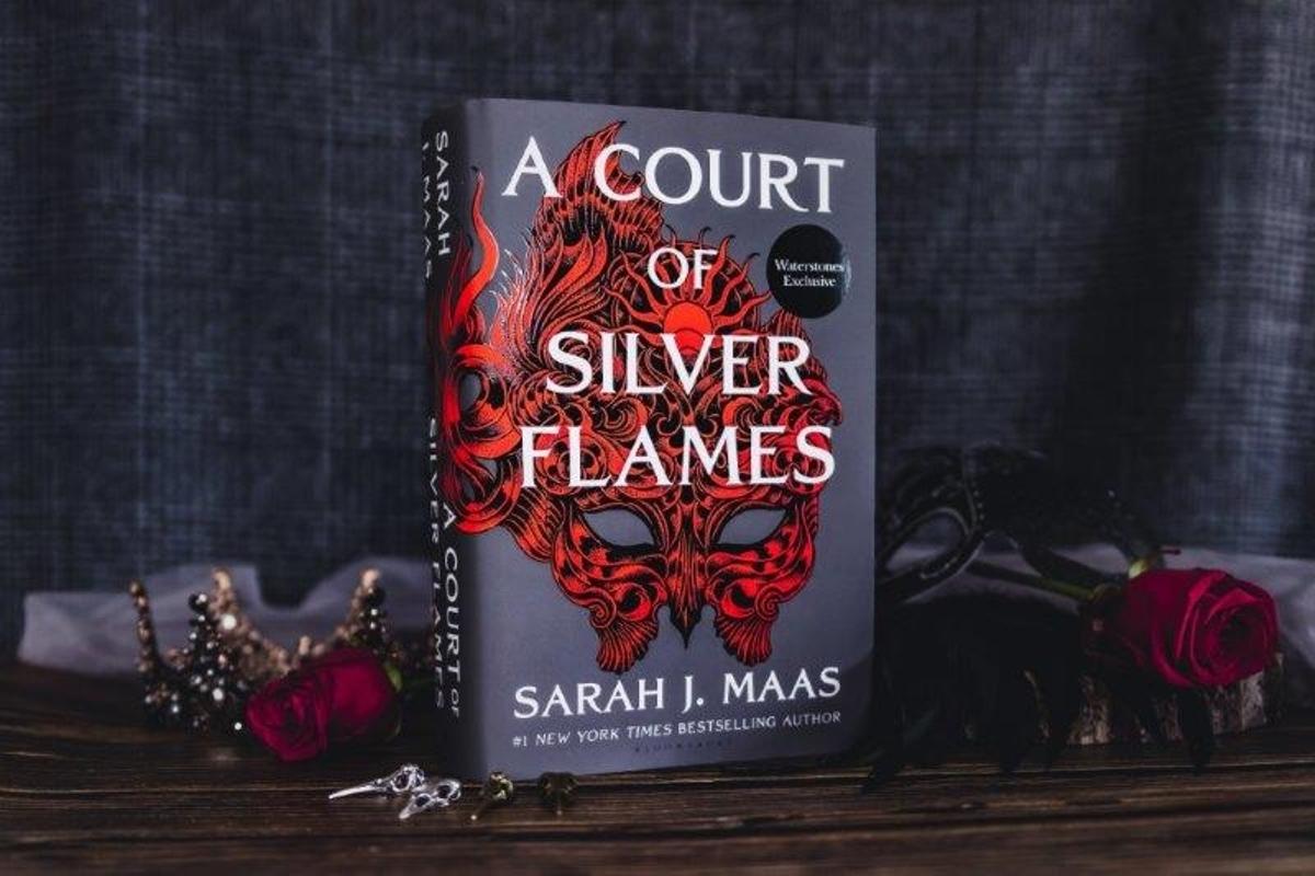 Sarah Maas, Journeys to healing, Books, New Reads