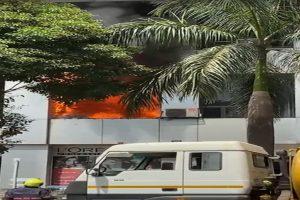 Mumbai Covid centre fire toll rises to 10