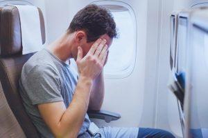 Study reveals motion sickness severity