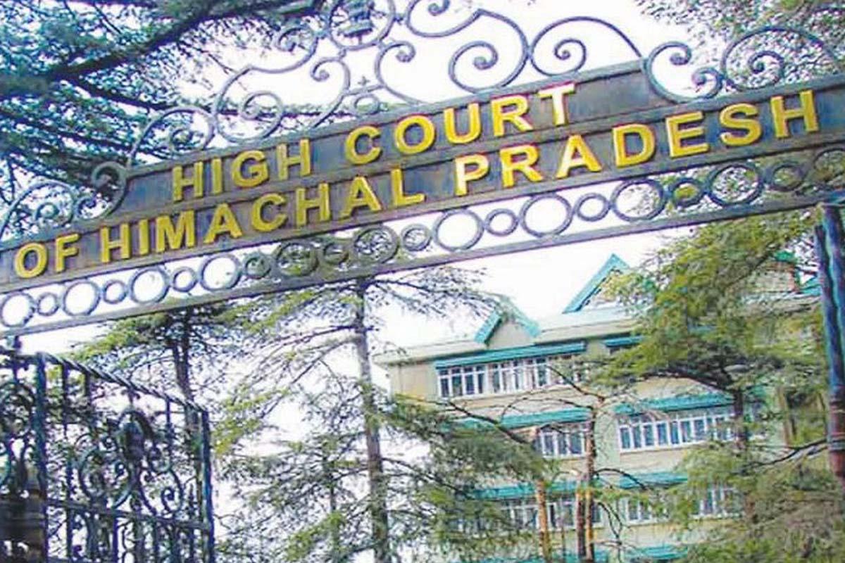 Himachal Pradesh, High Court, Bilaspur, RTI applications, Mansi Sahay Thakur