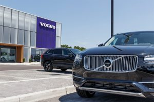 Volvo To Make Only Electric Vehicles By 2030