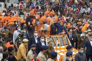 Mandi Shivratri fair gets underway with fervor