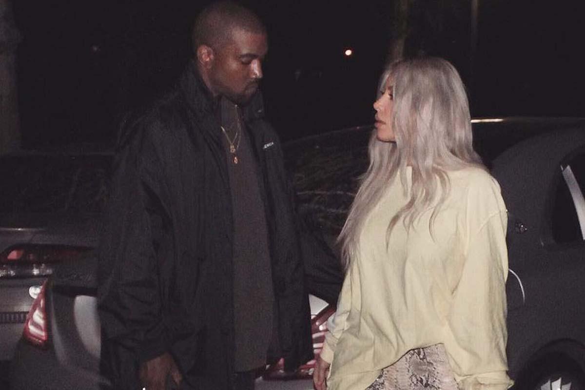 Kim Kardashian, Kanye, divorce papers