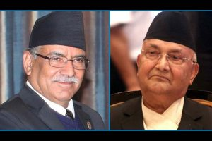 Nepal PM Oli faces no-confidence motion by his own party
