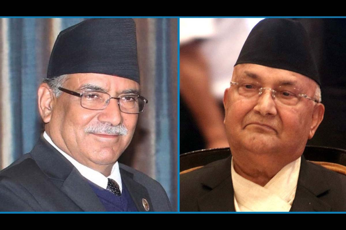 Nepal PM Oli, Nepal Communist Party, K.P. Sharma Oli, Parliament, Pushpa Kamal Dahal