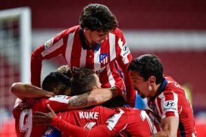 Atletico Madrid extend lead at top of La Liga