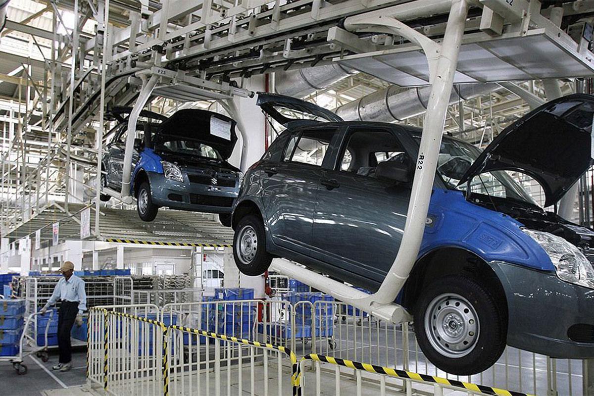 Maruti Suzuki February sales rise 11.8% to 1,64,469 units