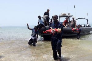 4,129 illegal migrants rescued off Libyan coast in 2021