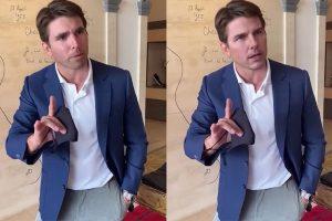 How Belgian visual expert Chris Ume masterminded Tom Cruise's deepfakes