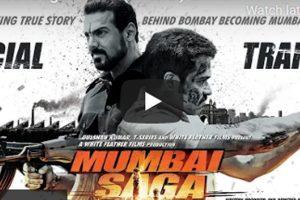 Mumbai Saga Review: Toast to cliches