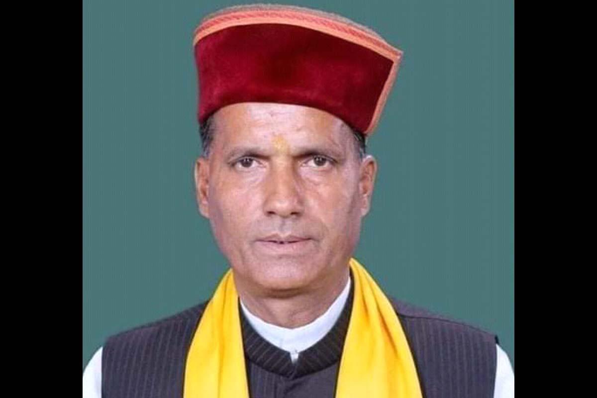 BJP MP, Ramsaroop