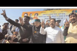 Shukla urges Himachalis to back farmers' protest
