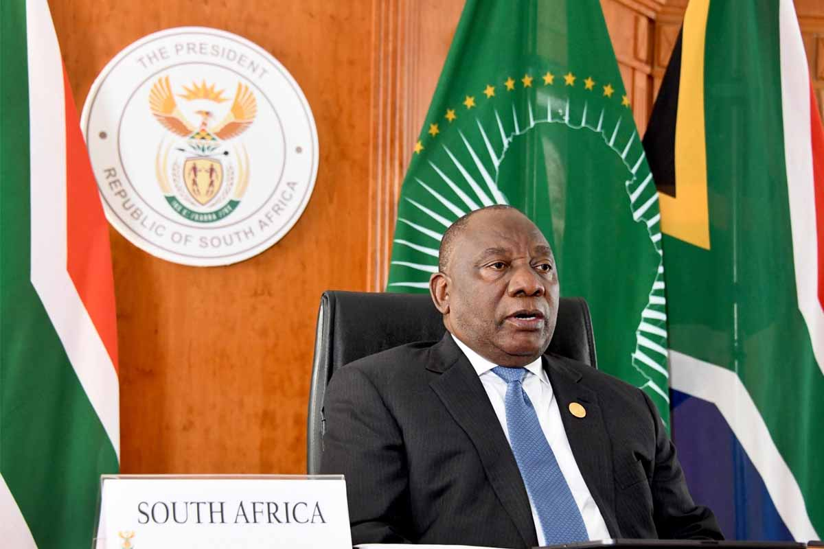 South Africa, lockdown restrictions