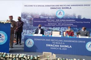 Shimla Municipal Corporation and Tetra Pak collaborate to build 'Swach Shimla'