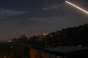 5 dead in Syria rocket attack