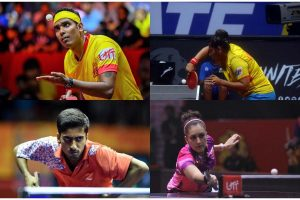 Kamal, Sathiyan, Manika, Sutirtha qualify for Tokyo Olympics