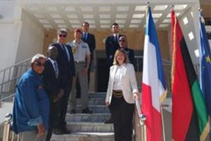 France reopens Embassy in Libya after 7 yrs
