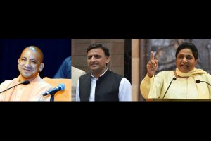 Yogi Adityanath leaves Akhilesh, Mayawati far behind as best CM