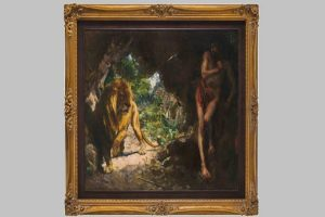 Highest estimated Asian artwork ever offered at auction