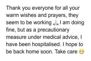 Akshay Kumar hospitalised due to Covid-19