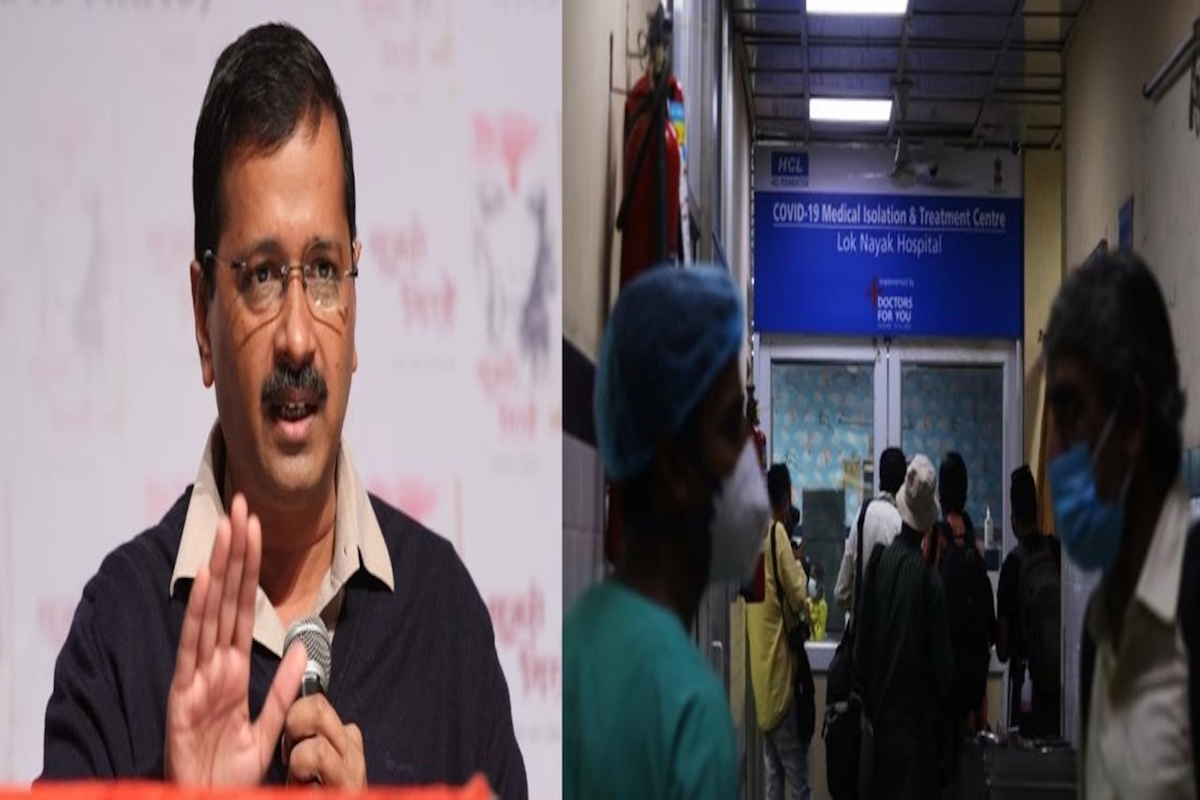Delhi Chief Minister Arvind Kejriwal, COVID-19 vaccination, Covid-19 cases,
