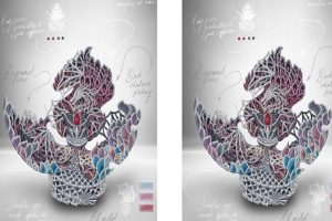 Faberge hatches a Game of Thrones collaboration