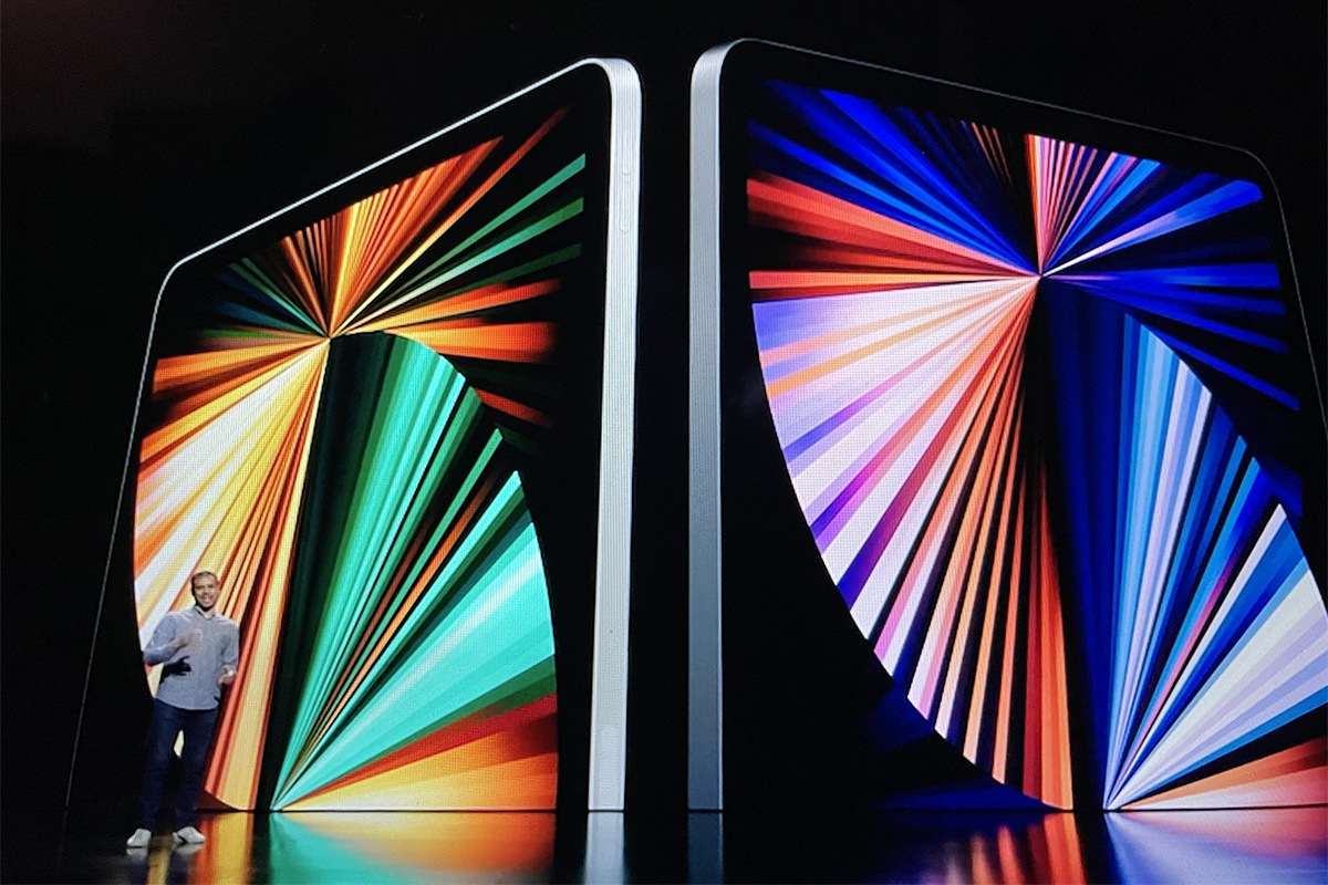 Apple unveiled XDR iPad Pro with M1 Chip having 5G capabilites