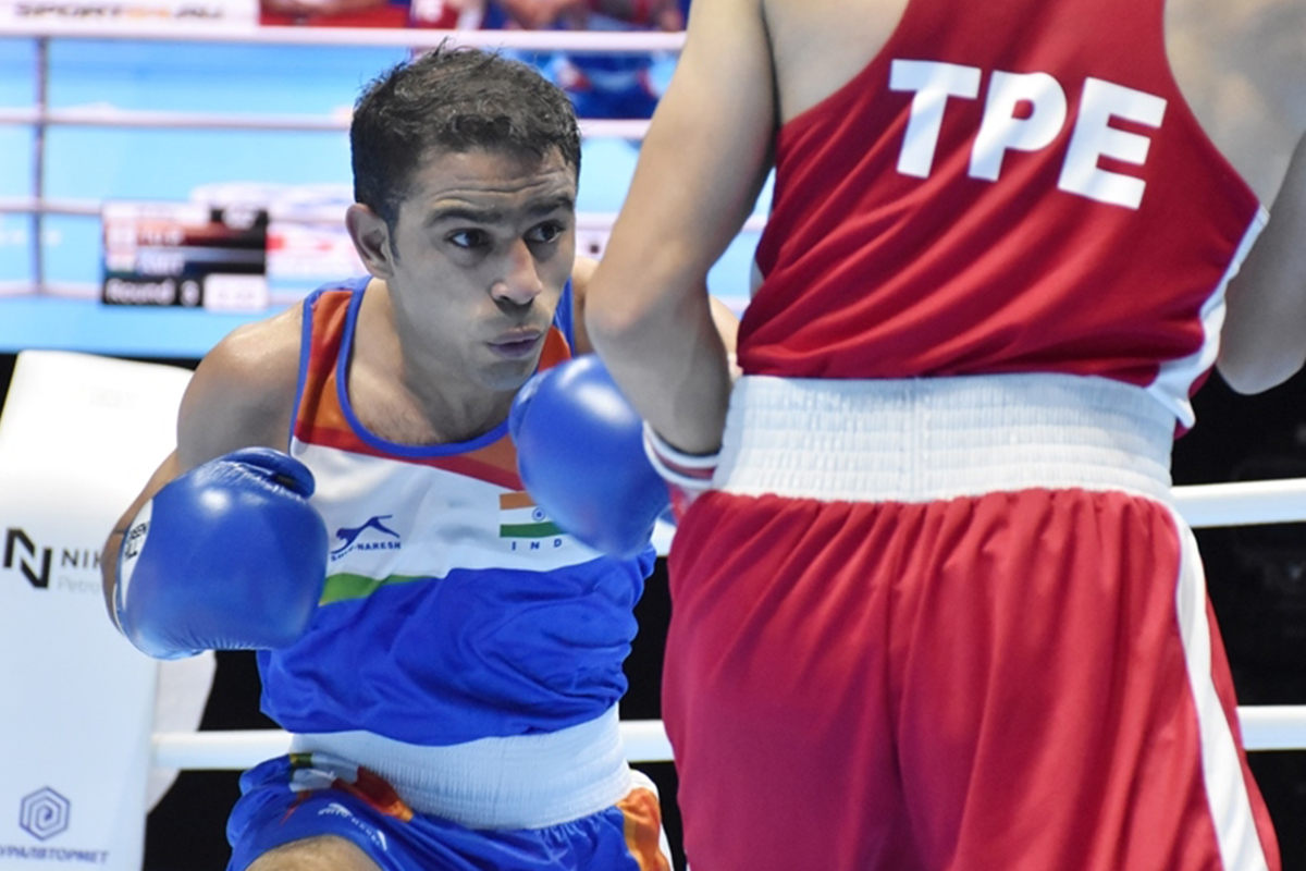 Asian Boxing Championship 2021, India, Dubai, Covid-19