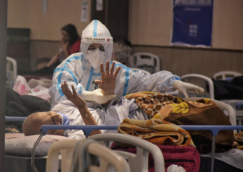 oxygen beds, Delhi, Arvind Kejriwal, Covid-19 patients