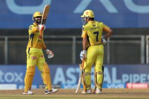CSK the new table toppers, RCB down at 3rd